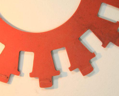 Silicone Rubber Shim - Accu-Tech Laser Processing