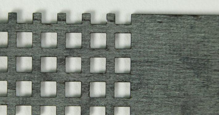Carbon-Carbon Composite - Accu-Tech Laser Processing