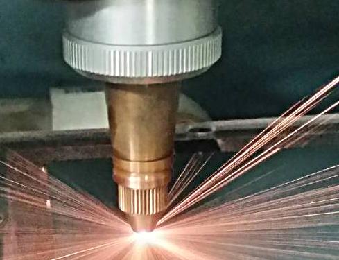 Capabilities and Materials, laser beam cutting metal